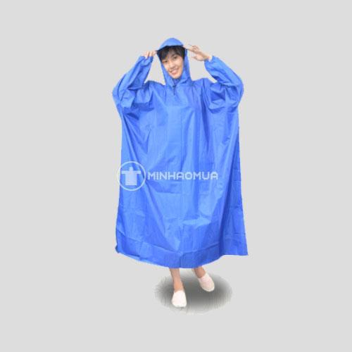 Áo mưa bít hông